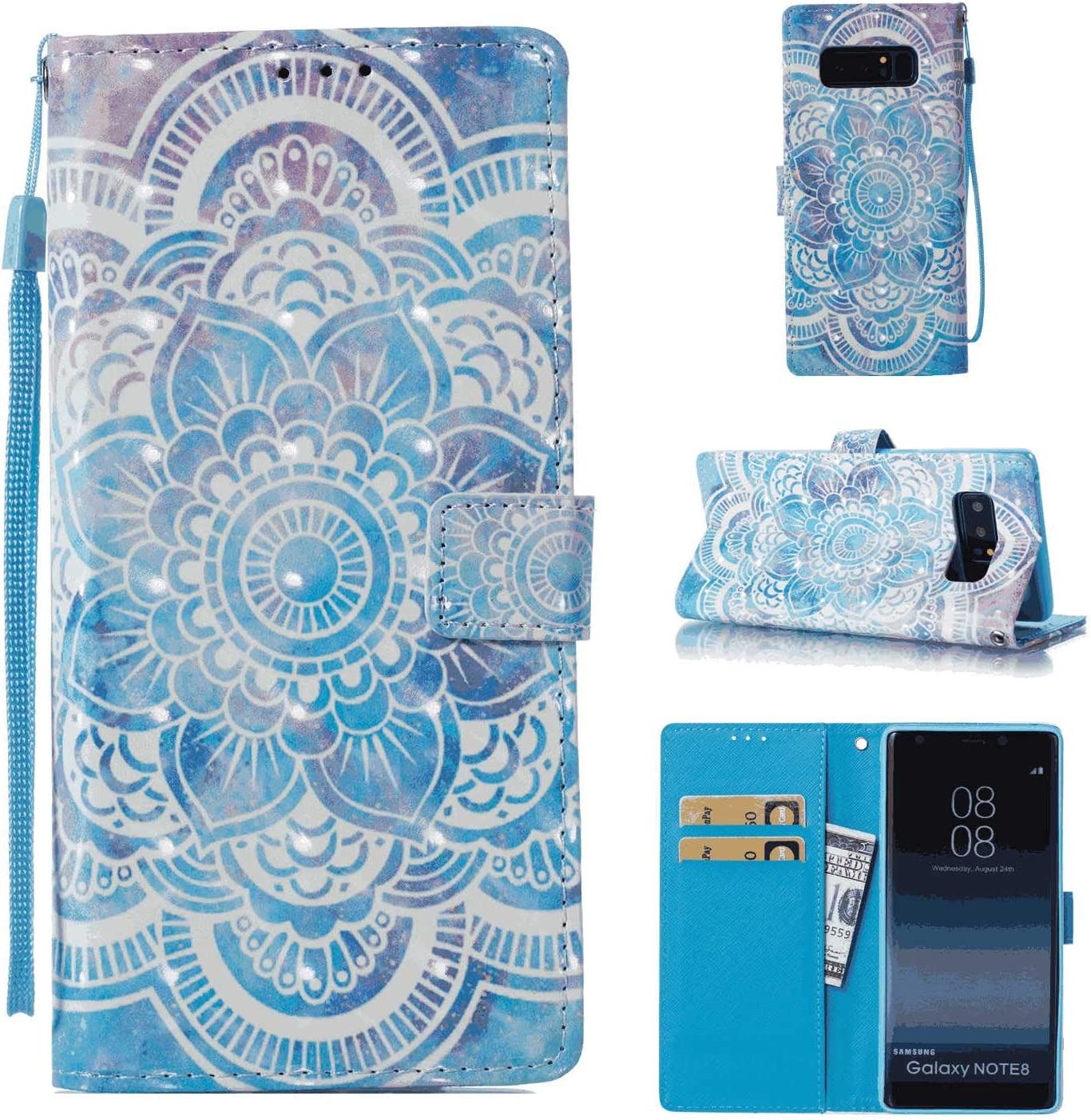 Leather Case for Samsung Galaxy S7 Flip Cover fit for Samsung Galaxy S7 Business Gifts with Waterproof-case Bags