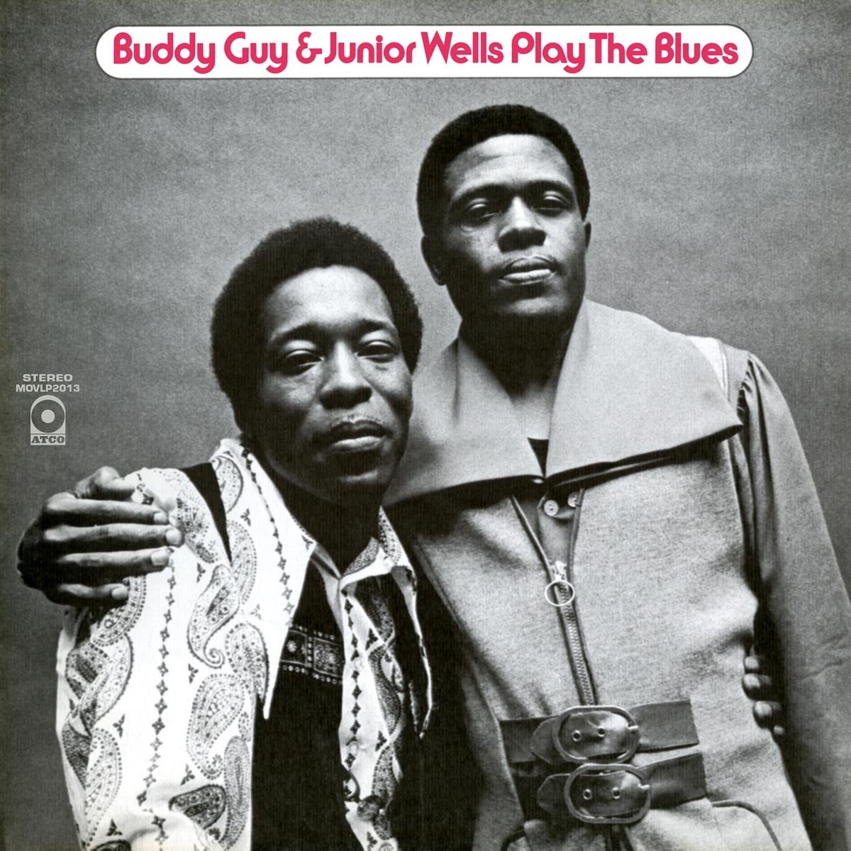 BUDDY & WELLS, JUNIIOR GUY - Play The Blues (Holland - Import)