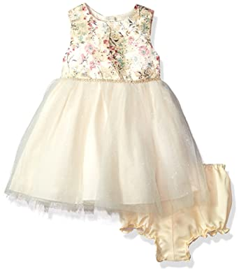 f4120270e9566 Laura Ashley London Baby Girls Special Tutu Party Dress: Amazon.in: Clothing  & Accessories