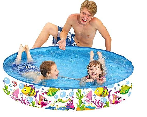 Amazon.com: Taylor Toy Snapset Piscina para niños   Piscina ...