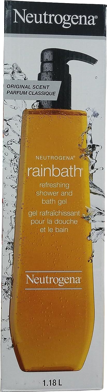 Neutrogena Rainbath Refreshing Shower and Bath Gel, 1.18 L