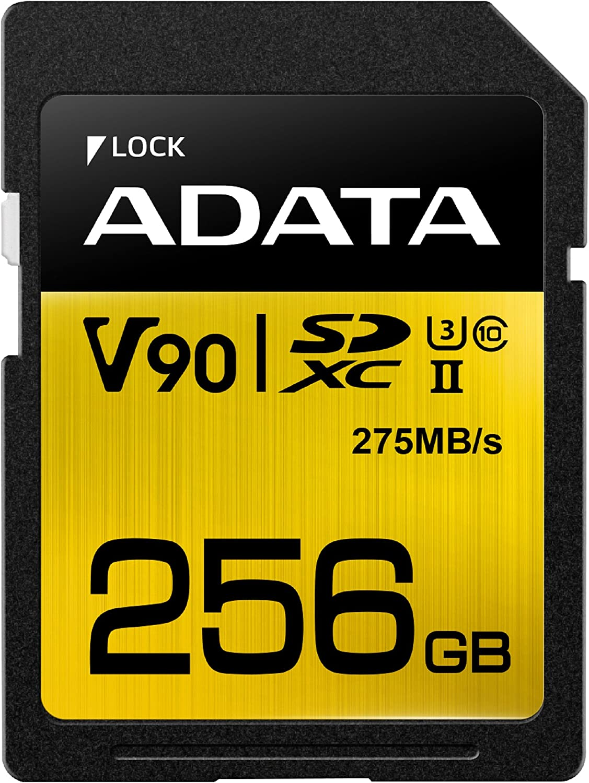 Adata Premier One V90 Speicherkarte 256 Gb Sdxc Klasse Computer Zubehör