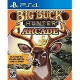 Jogo Big Buck: Hunter Arcade - Ps4