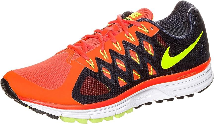 Arrestar Desfavorable Similar  Nike Zoom Vomero 9 Super Running Shoes Men, Mens, Orange - Orange ...