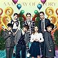 【メーカー特典あり】WAY OF GLORY(CD+DVD+グッズ(ブランケット))(スマプラ対応)(ポストカード付)