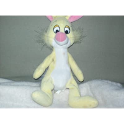Winnie the Pooh: Rabbit Bean Bag: Toys & Games