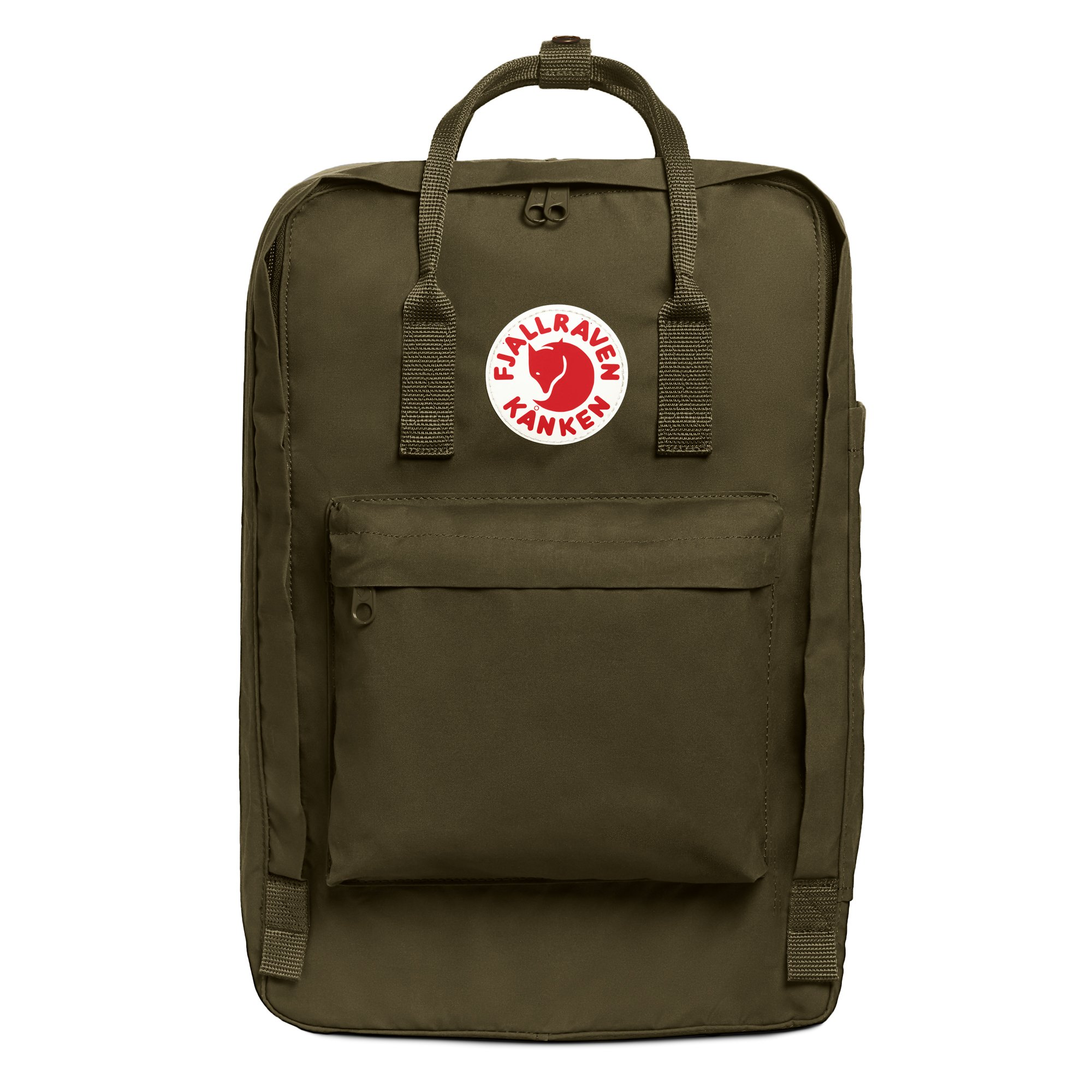 Fjallraven - Kanken Laptop 17'' Backpack for Everyday, Green
