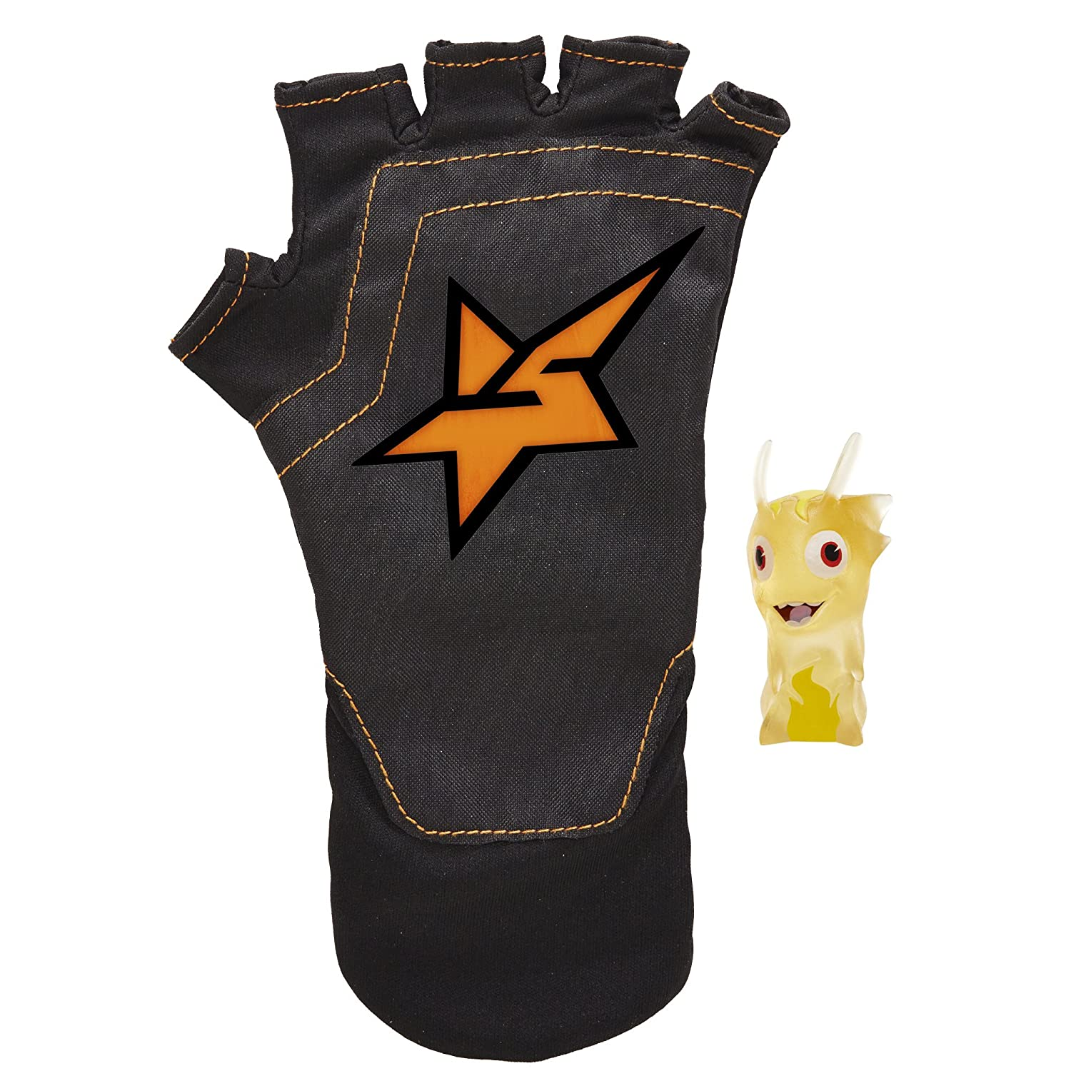 SLUGTERRA Eli Glove with Burpy Glow Action Figure Jakks 82606
