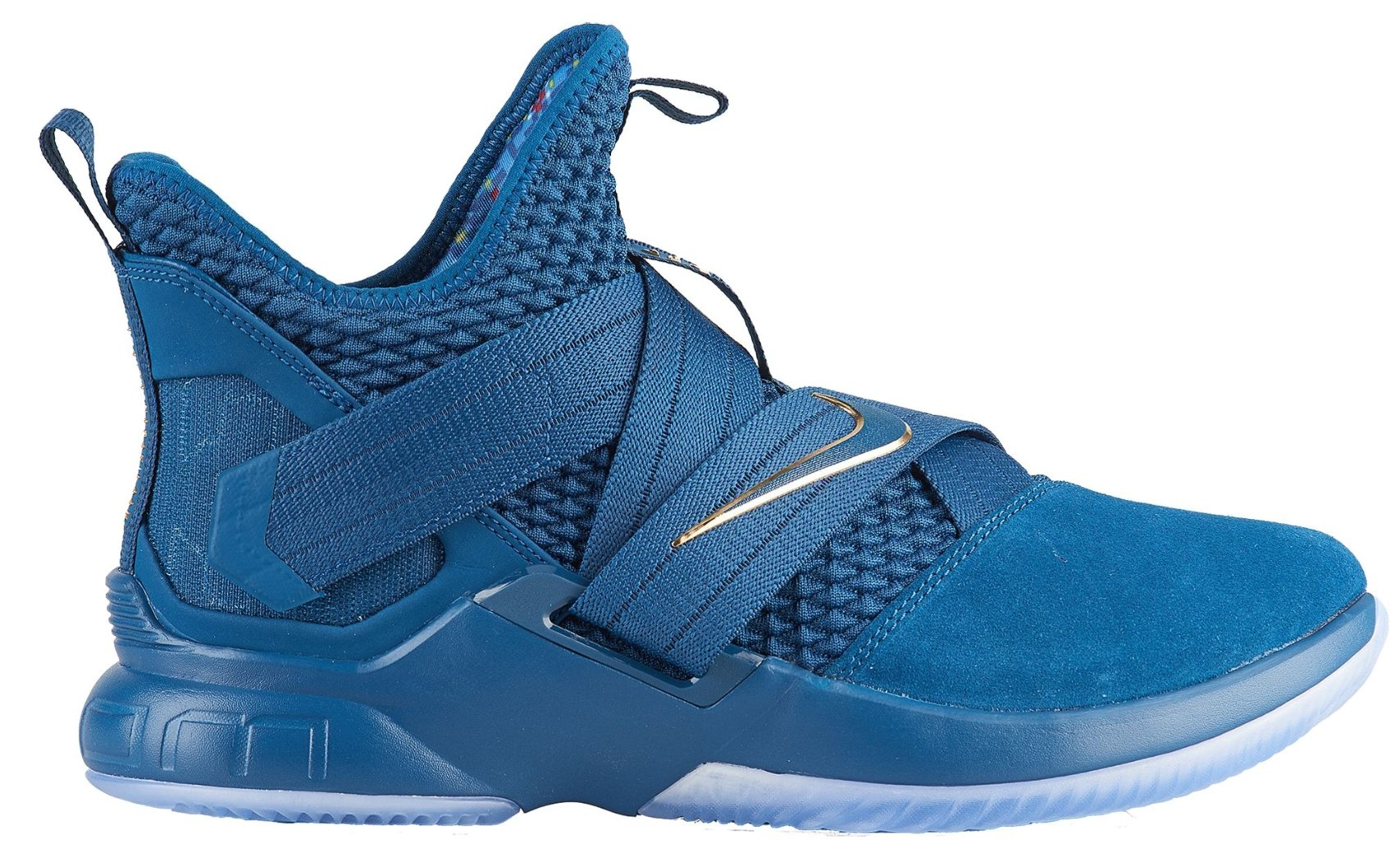 69ea9a4a9d04 Nike Lebron Soldier XII SFG Mens Ao4054-400 Size 15