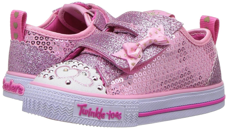 Skechers Kids Shuffles-Itsy Bitsy Sneaker 10764N