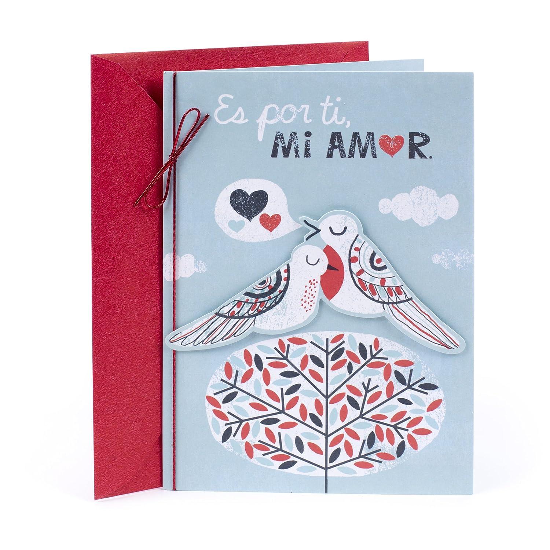 Amazon Hallmark Vida Valentines Day Greeting Card For Wife