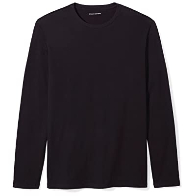 Essentials Men's Slim-Fit Long-Sleeve T-Shirt: Clothing