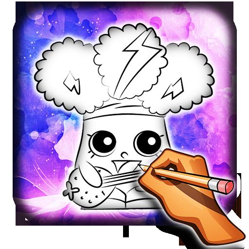 draw food - 5