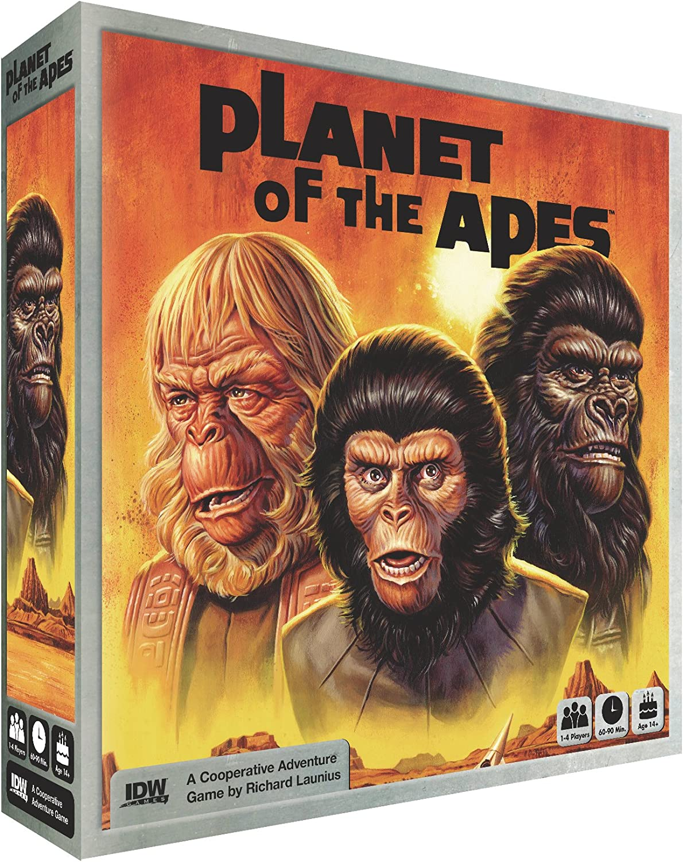 Amazon.com: IDW Juegos el planeta de los simios Aventura ...