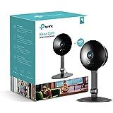 TP-Link Kasa Cam 1080p Smart Home Security Camera, Works with Amazon Alexa (Echo Show/Fire TV), Google Assistant (Chromecast), KC120
