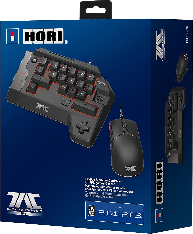 Hori - Tactical Assault Commander Four (PS4/PS3/PC): Amazon.es ...