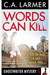 Words Can Kill (A Ghostwriter Mystery Book 5) Kindle Edition