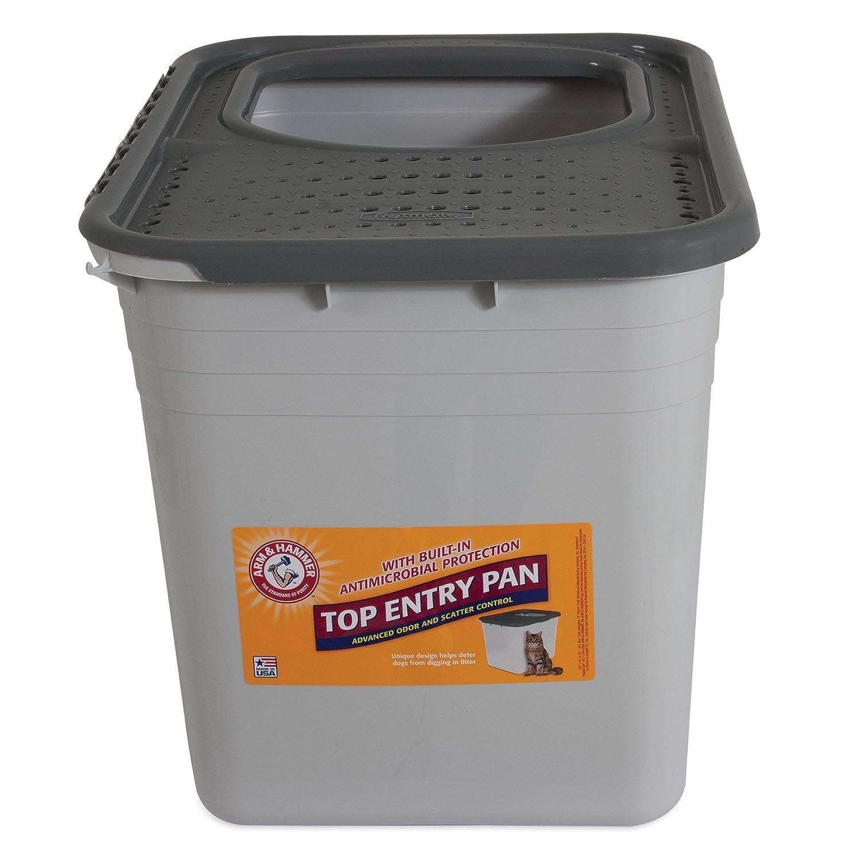 Arm & Hammer Top Entry Litter Pan