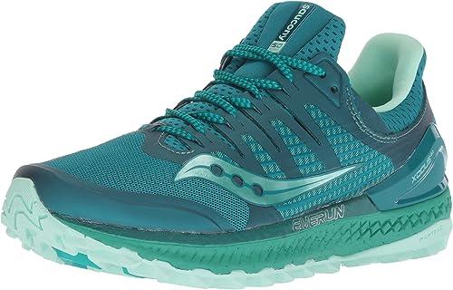 Saucony Xodus ISO 3 W, Zapatillas de Running para Mujer ...