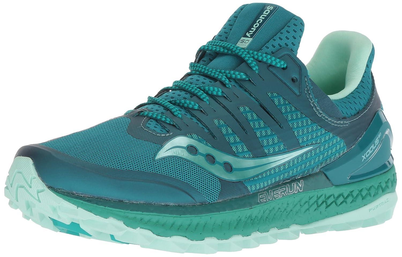 TALLA 41 EU. Saucony Xodus ISO 3 W, Zapatillas de Running para Mujer