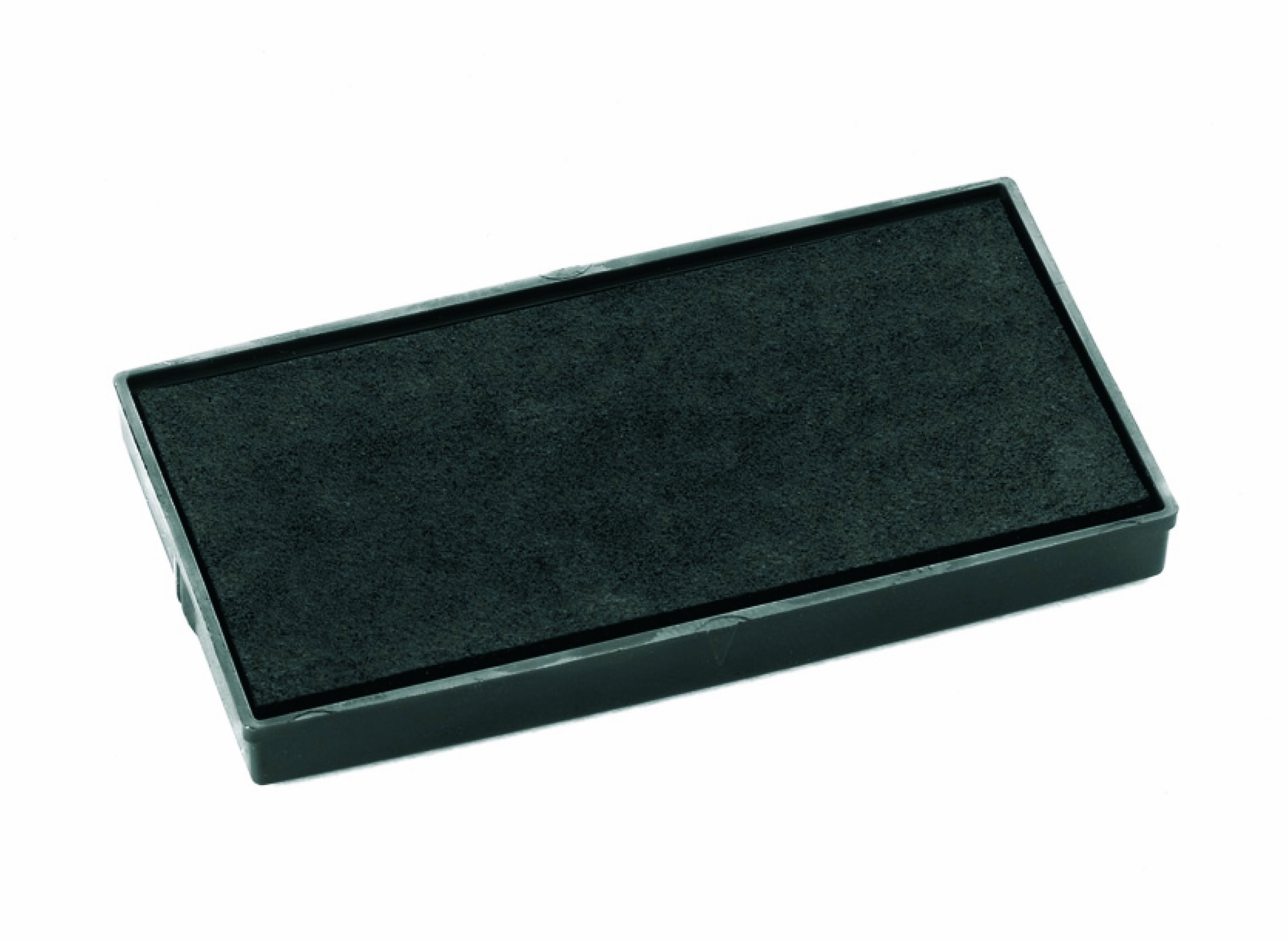 COLOP E/50/1 Replacement Ink Pads for Stamp - Black (Pack of 2) by Colop