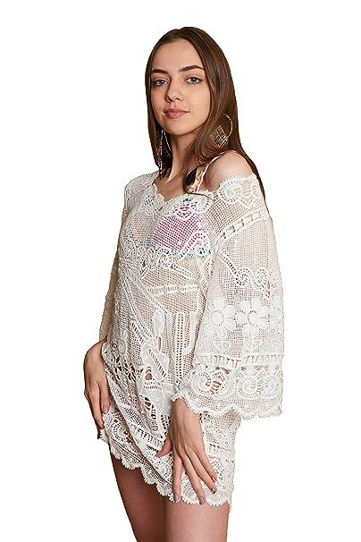 Blusas de moda 2017 en crochet