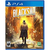 Blacksad: Under the Skin Limited Edition - Limited Edition - PlayStation 4