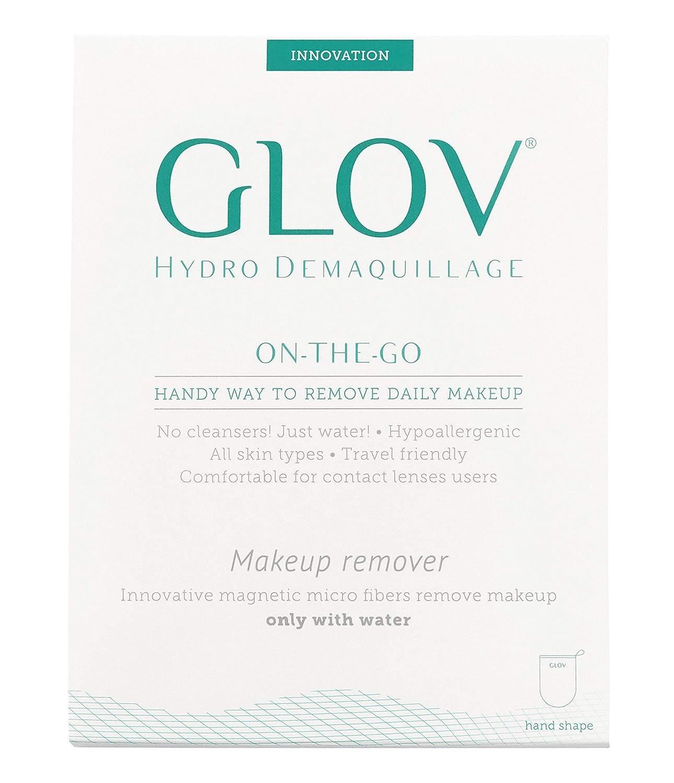 GLOV On The Go - Melocotón - Paño/Toallita Limpiador de Maquillaje solo Con Agua - Esponja Maquillage en Microfibra: Amazon.es: Belleza