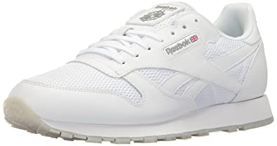 c711d94bd11 Image Unavailable. Image not available for. Color  Reebok Men s Classic  Leather NM Fashion Sneaker