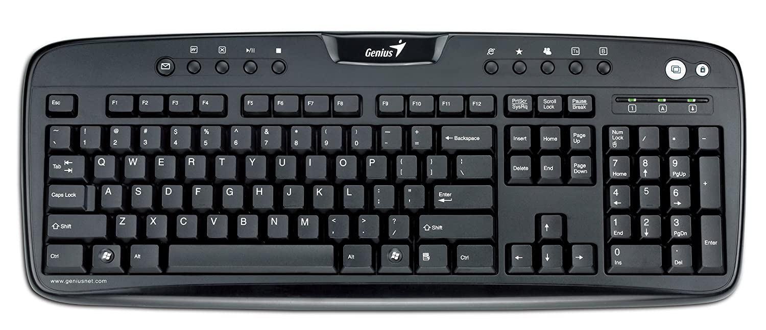 DRIVER FOR GENIUS KEYBOARD KB-220E
