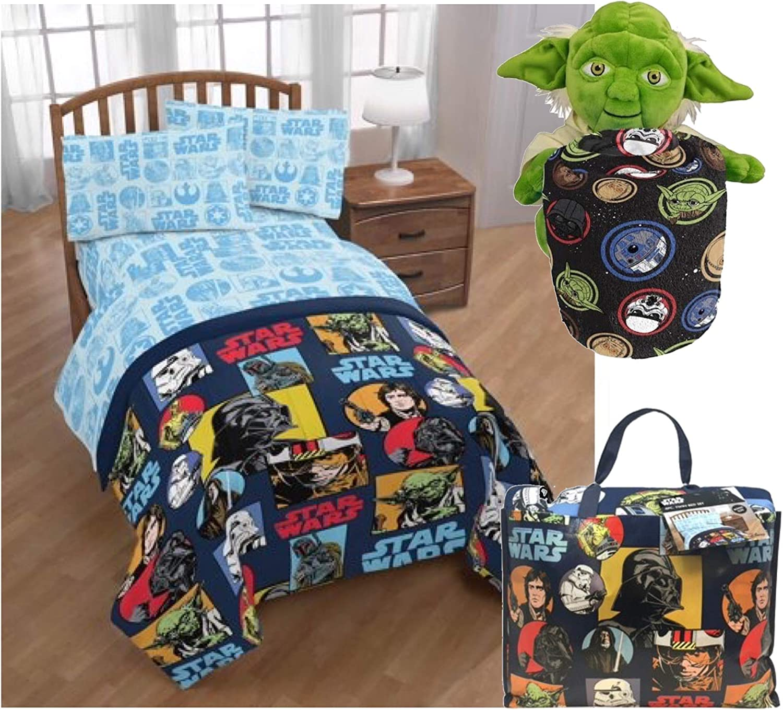 Disney Star Wars Twin Bedding Set
