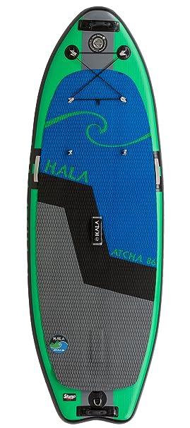 "Hala Atcha 8 6 ""Paddle Board con Stompbox ..."