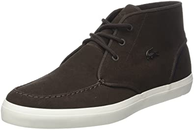 7775a5076a7 Lacoste Sevrin Mid 317 1 Baskets Hautes Homme