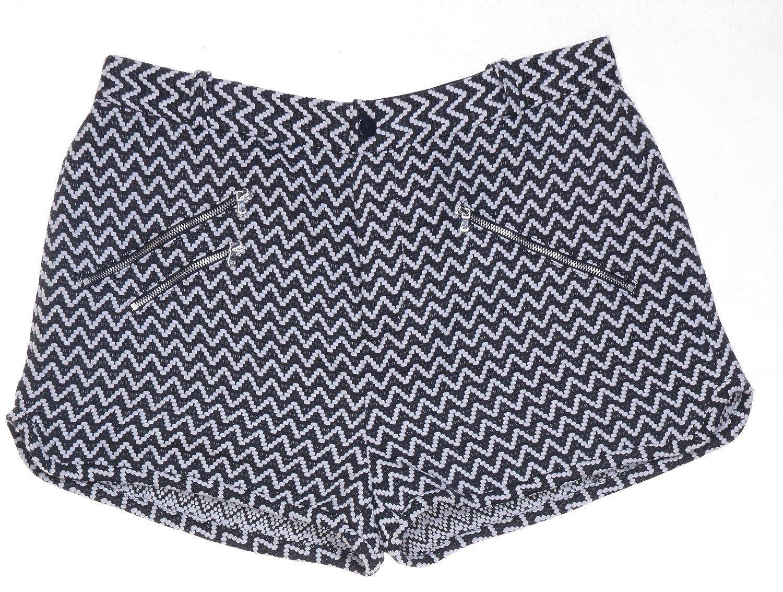 Rachel Roy Moto Shorts Size 10