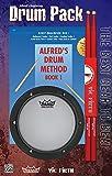 Alfred's Drum Method, Book 1: Beginning Drum Pack