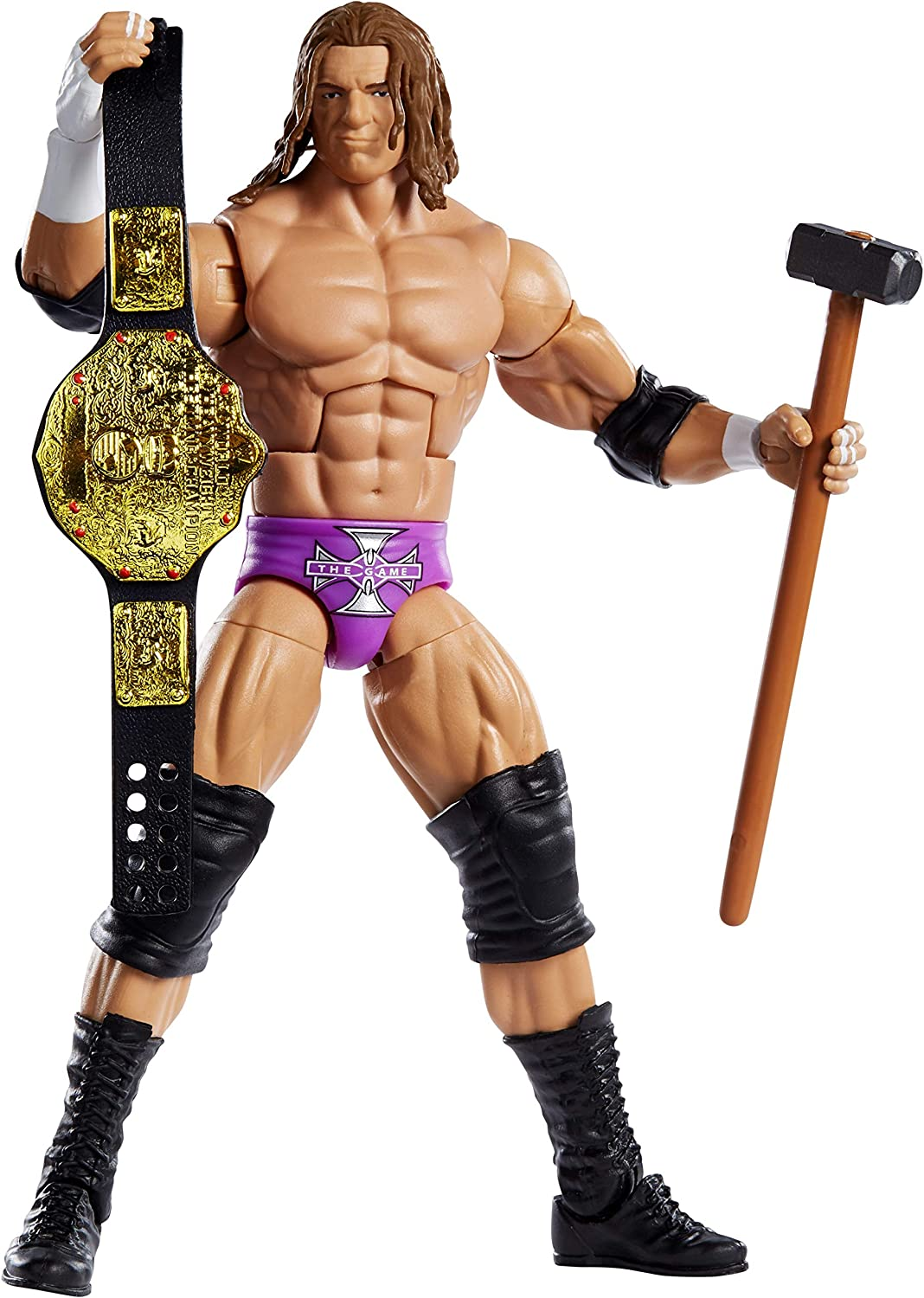 WWE GCN17 Triple H Elite Collection
