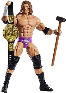 WWE Elite 3 Figure