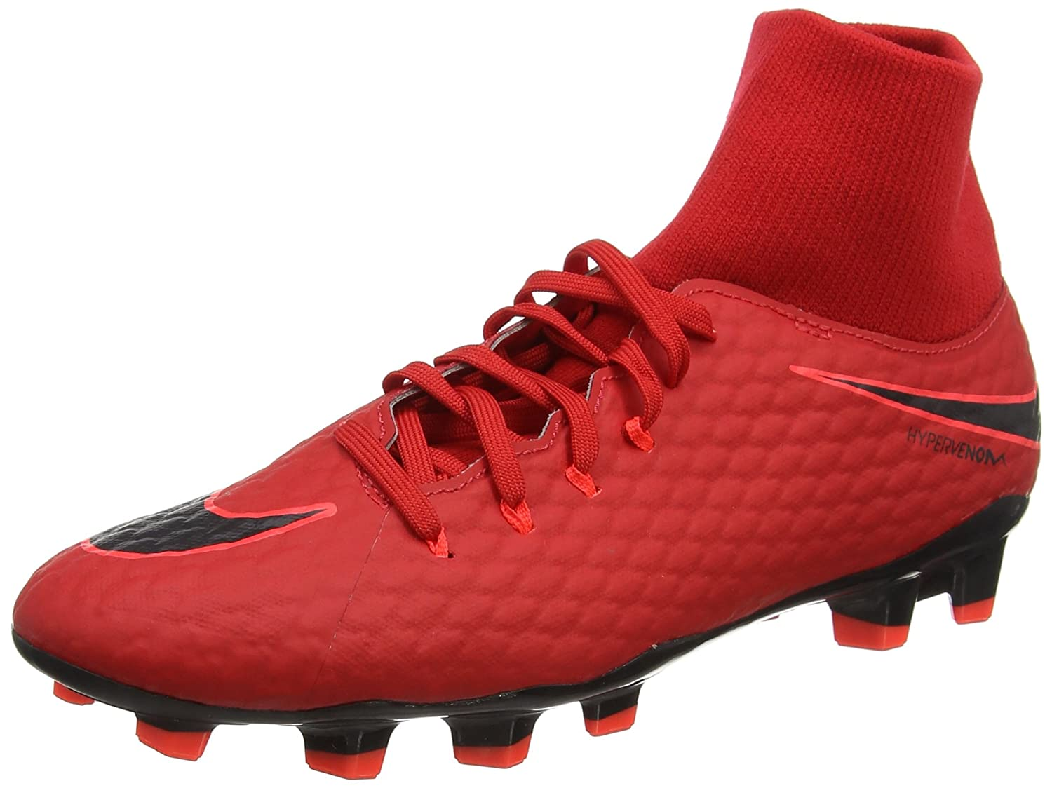 b032c82a7 Nike Men's Hypervenom Phelon 3 Df Fg Football Boots: Amazon.co.uk ...