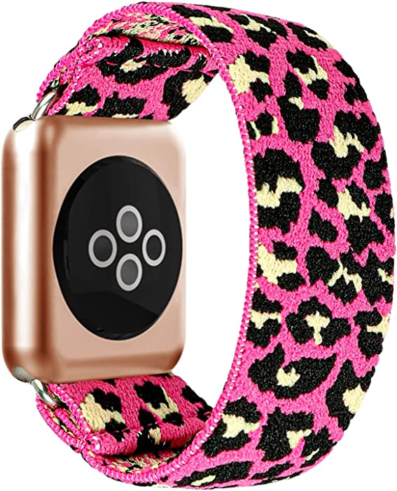 Top 10 Pink Leopard Apple Watch Band 38Mm