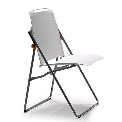 ofiprix (Foldy) silla plegable, transformable en mesa, color ...