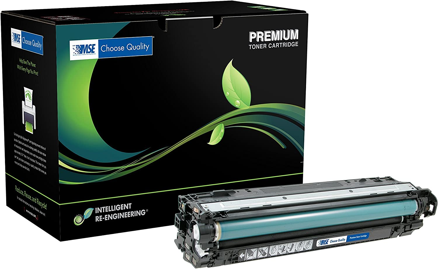 Inksters Remanufactured Toner Cartridge Replacement for HP 5220/5225 Black Toner CE740A (HP 307A) - Compatible with HP Color Laserjet Professional CP5220 CP5225 CP5225DN CP5225N