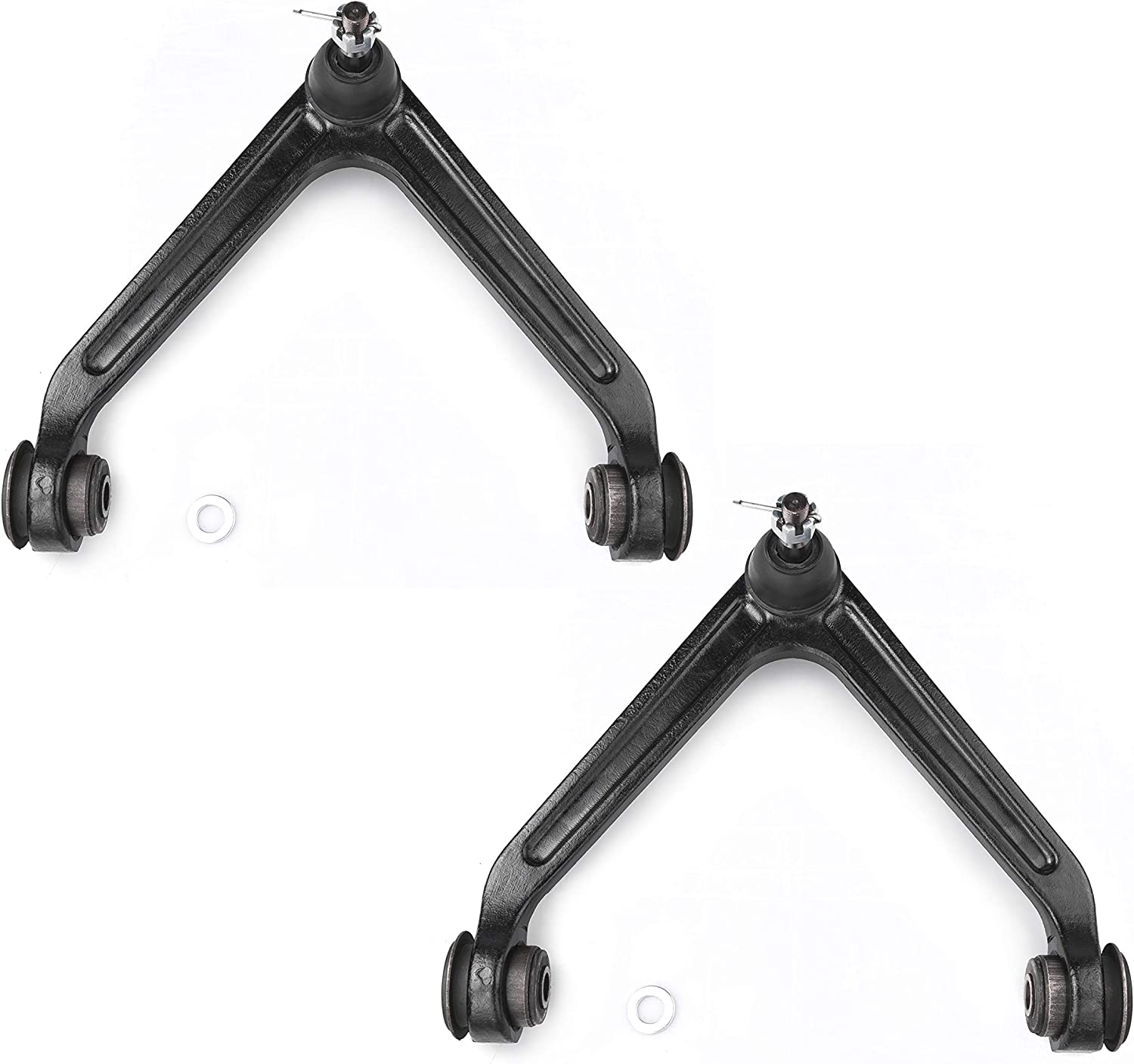 ADIGARAUTO K7424 1PC Front Upper Control Arm Ball Joint Assembly Compatible with 2002 2003 2004 2005 Dodge Ram 1500 2007 2008 2009 Chrysler Aspen 2004 2005 2006 2007 2008 2009 Dodge Durango