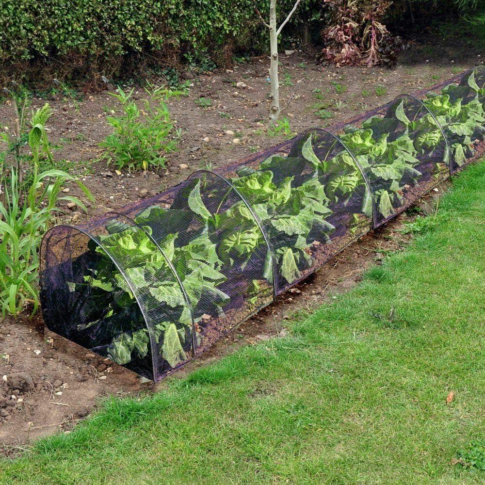 Schwarz Garden Mile Gartennetz 3 m