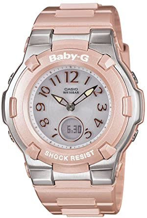 Casio Baby-G Shock Resist Lady s Solar Charged Watch - MULTIBAND 6 -  Tripper - 530c9827cd