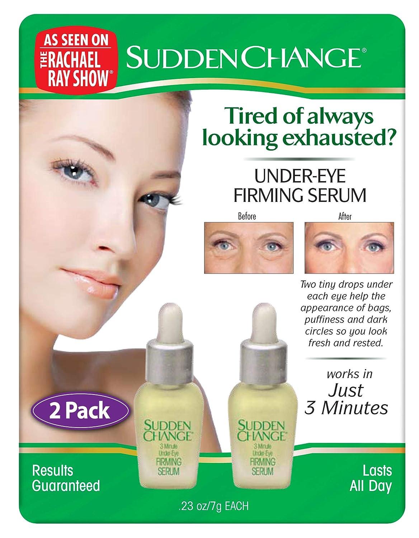 Sudden Change Under-Eye Firm Serum 0.23oz (2 Pack) 40018515603201