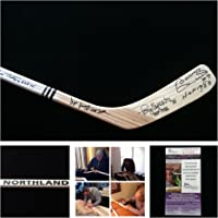 $299 » Bobby Hull Tony Esposito Denis Savard Pierre Pilote Chicago Blackhawks Signed Autograph…