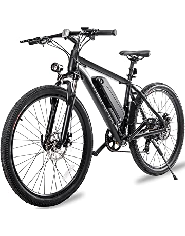 adult electric bicycles amazon 12V Lithium Battery Replacement merax 26 aluminum electric mountain bike shimano 7 speed e bike 36v lithium