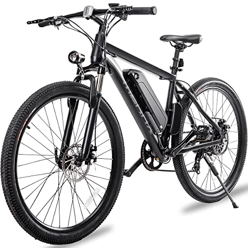 Merax 26 Aluminum Electric Mountain Bike Shimano