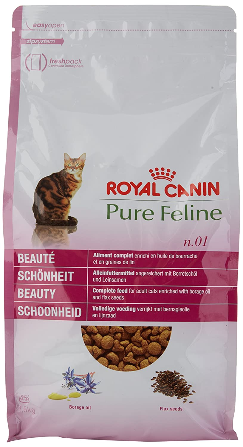 Royal Canin pienso para gatos Pure Feline Belleza: Amazon.es: Productos para mascotas