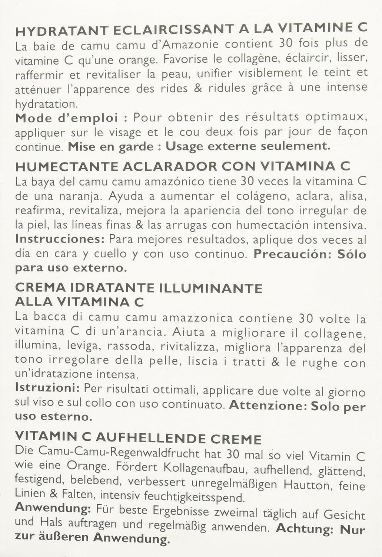 Amazon.com : Peter Thomas Roth Camu Camu Power C X 30 Brightening  Moisturizer, 1.7 Fluid Ounce : Facial Moisturizers : Beauty
